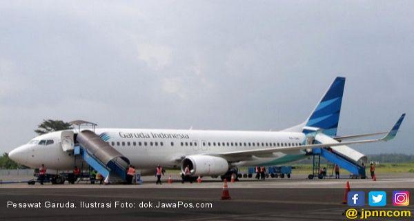 Harga Tiket Pesawat Garuda Diskon 50 Persen Bagaimana Lion