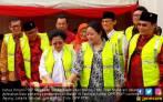 PDIP Awali Pembangunan Masjid At Taufiq di Haul ke-5 Pak TK - JPNN.COM