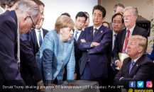 Arogansi Trump Kacaukan KTT G7