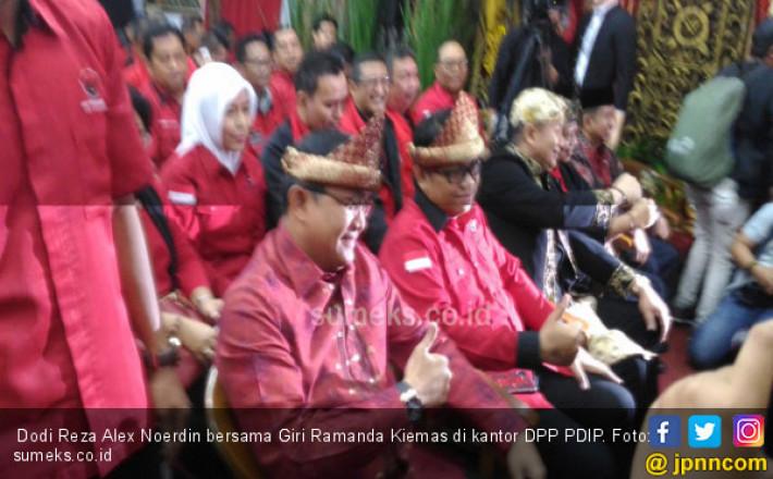 Jagoan PDIP di Sumsel Diyakini Bakal Bawa Perubahan