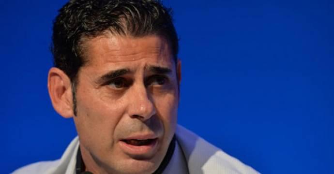 Fernando Hierro. Foto: AFP