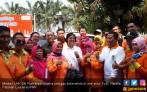 Sidak, Menteri Siti Ingatkan Pemudik Tak Buang Sampah di Tol - JPNN.COM