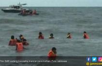 Kapal Nelayan Terbalik di Pantai Lugina, Dua Nelayan Dilaporkan Hilang - JPNN.com