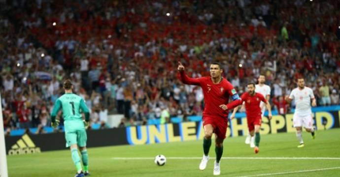 Cristiano Ronaldo. Foto: fifa