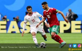 Lemparan ke Dalam Pemain Iran Dicap Terburuk di Piala Dunia - JPNN.COM