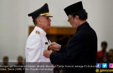 Iwan Bule Jadi Pj Gubernur Jabar, Begini Komentar M Taufik - JPNN.com