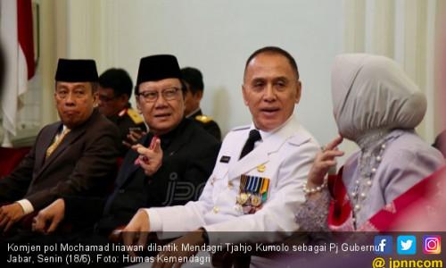 Kapolri Disarankan Bicara Ke Jokowi Soal Polemik Iriawan