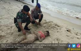 Mayat Perempuan Ditemukan di Belakang Rumah Pangdam - JPNN.COM