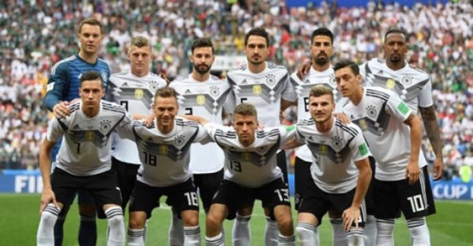 Timnas Jerman. Foto: FIFA
