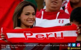 Piala Dunia 2018: Menanti Model Seksi Peru Hanya Pakai BH - JPNN.COM
