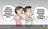 Kasihan Minthul, Jadi Istri tapi Dituding Cuma Bermodal Bodi - JPNN.COM