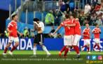 Hajar Mesir 3-1, Rusia Catat Rekor Fantastis - JPNN.COM