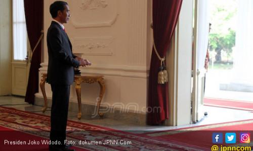 Masuk Kerja Usai Cuti Bersama, Jokowi Tinjau Bandara Soetta
