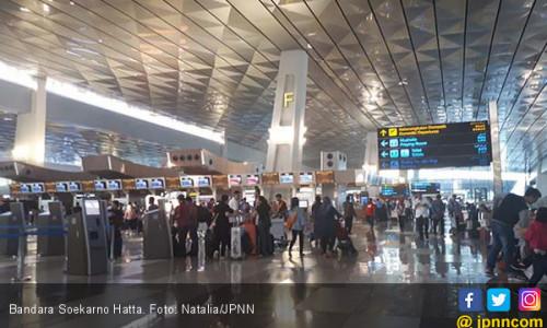 Lonjakan Penumpang Soetta, Terminal 4 Segera Dibangun