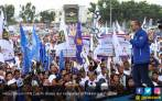 Zulkifli dan Amien Rais Buat Lautan Biru di Pekanbaru - JPNN.COM