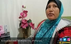 Sadis! Ibu Bunuh Anak Kandung Hanya karena Uang Angpau - JPNN.COM