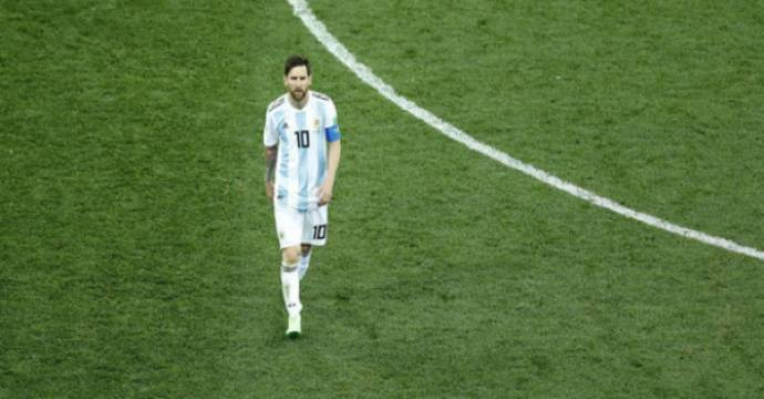 Lionel Messi. Foto: Marca