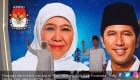 Khofifah-Emil Unggul Sementara Versi Charta Politika