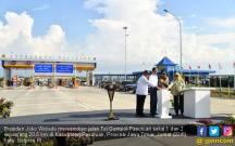 Jokowi Meresmikan Jalan Tol Gempol-Pasuruan - JPNN.COM