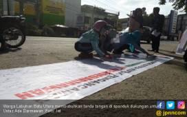 Warga Sumut Dukung Ustaz Pembongkar Umrah Fikif Edy - JPNN.COM