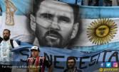 Mengheningkan Cipta Untuk Kekalahan Argentina dari Kroasia - JPNN.COM