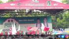 Kampanye Akbar Djarot-Sihar Dipadati Warga