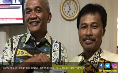 2 Lembaga Survei: Bamunas-Edo Unggul di Pilwako Cirebon