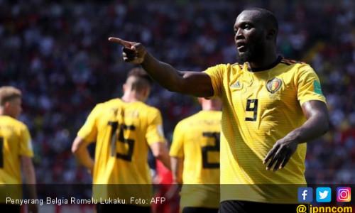 Piala Dunia 2018: Pujian Khusus untuk Romelu Lukaku