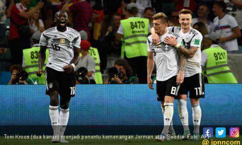Piala Dunia 2018: Toni Kroos Pecah Rekor 52 Tahun