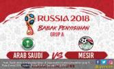 Piala Dunia 2018: Prediksi Mesir vs Arab Saudi, Adu Gengsi! - JPNN.COM