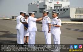 Kolonel Wawan Trisaya Jabat Dansatkat Koarmada II - JPNN.COM