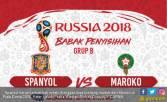 Piala Dunia 2018: Prediksi Spanyol - Maroko, Waspada Jebakan - JPNN.COM