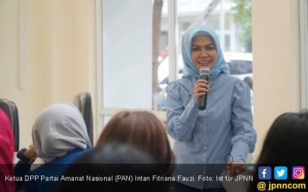 Pilkada Kota Bekasi, Intan Fitriana: Anak Muda Jangan Golput