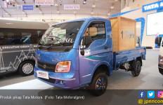 Tata Motors Lanjutkan Prospek di Produk Pikap - JPNN.com