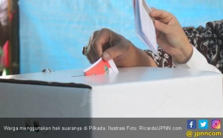 Pilkada 2018 Kota Bekasi, Partisipasi Warga Lampaui Target