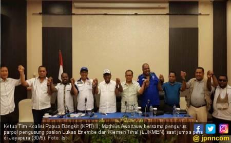 Masyarakat Papua Diminta Tunggu Hasil Perhitungan Suara KPU