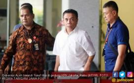 KPK Tahan Gubernur Aceh, Begini Ancaman Eks Tokoh GAM - JPNN.COM