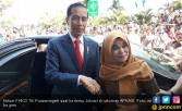 Titi Pimpin Unjuk Rasa Honorer K2 Tolak Seleksi CPNS 2018 - JPNN.COM
