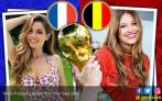 Prancis vs Belgia Tak Cuma soal Pemain, tapi Istri dan Pacar - JPNN.COM