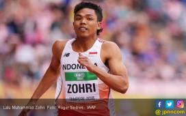 Tiba di Jakarta, Ini yang Pertama Disampaikan Zohri - JPNN.COM