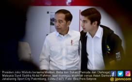 Sepertinya Jokowi Siapkan Efek Kejut agar Rival Kedodoran - JPNN.COM