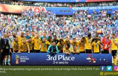 Piala Dunia 2018: Belgia Genapi Penderitaan Inggris - JPNN.com