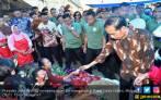 Jokowi Datang, Pasar Gede Klaten Segera Direnovasi Total - JPNN.COM