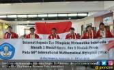 Tim Olimpiade Matematika Indonesia Masuk Peringkat 10 Dunia - JPNN.COM