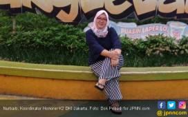 Korwil Honorer K2 Jakarta Setuju Usulan Reni Marlinawati - JPNN.COM