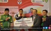 Pegadaian Beri 1 Kg Emas Untuk Lalu Zohri - JPNN.COM