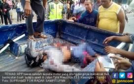 Pelajar Tewas Akibat Kecelakaan Maut, Kondisinya Mengerikan - JPNN.COM