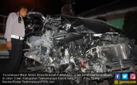 Kecelakaan Maut Ngeri, Pejabat Pemprov Jabar Tewas - JPNN.COM