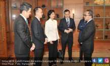 Pertemuan Tokoh Informal RI - Singapura Perlu Ditingkatkan