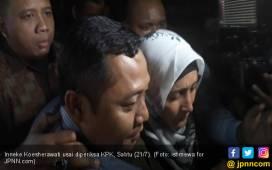 Usai Digarap KPK, Inneke Menitikkan Air Mata - JPNN.COM